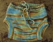 Wool Soaker Knitting Pattern PDF