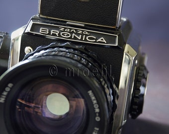 Bronica - Fine Art Photograph