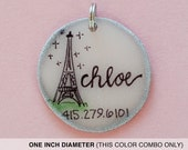 The Chloe Pet Tag, Personalized
