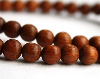 Bayong 6mm Round beads