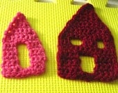 Three Wee Houses Crochet Patterns