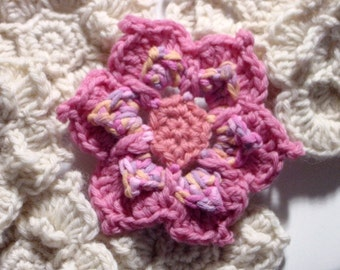 Akua's Picot Dahlia Crochet Pattern