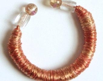 Copper Sunrise Bracelet