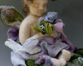 Violet  BabyFairy a Sugarplum Original by J. Gauger