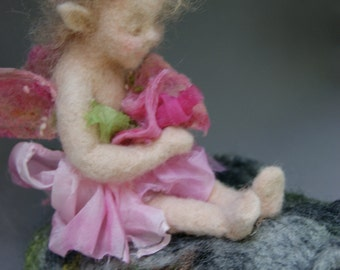 Pink BabyFairy a Sugarplum Original by J. Gauger
