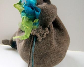Heartfelt Sling Shoulder Bag SugarPlum Original  by J. Gauger
