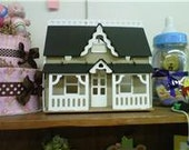 Creatology or Art Mind Dollhouse with Veranda Kit