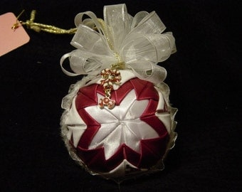 Texas A and M  Aggie patchwork  or Other Christmas ornament