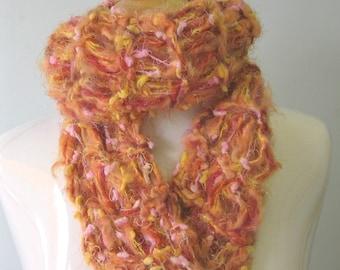 melon scarf  CLEARANCE sale now only 20 bucks