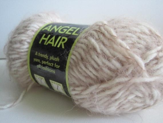 1 skein of Sensations Angel Hair yarn