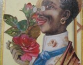 ACEO Originla Collage Art - Southern Gent