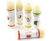Cotton Candy Shea Butter Lip Balm Vegan or Natural Blend