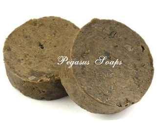 Patchouli African Black Soap with Shea Butter