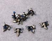 Bronze Maple Leaf- charms- pendants