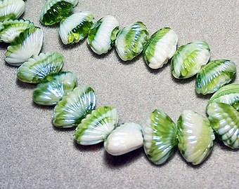 Summers on the Shore- Murano style beads