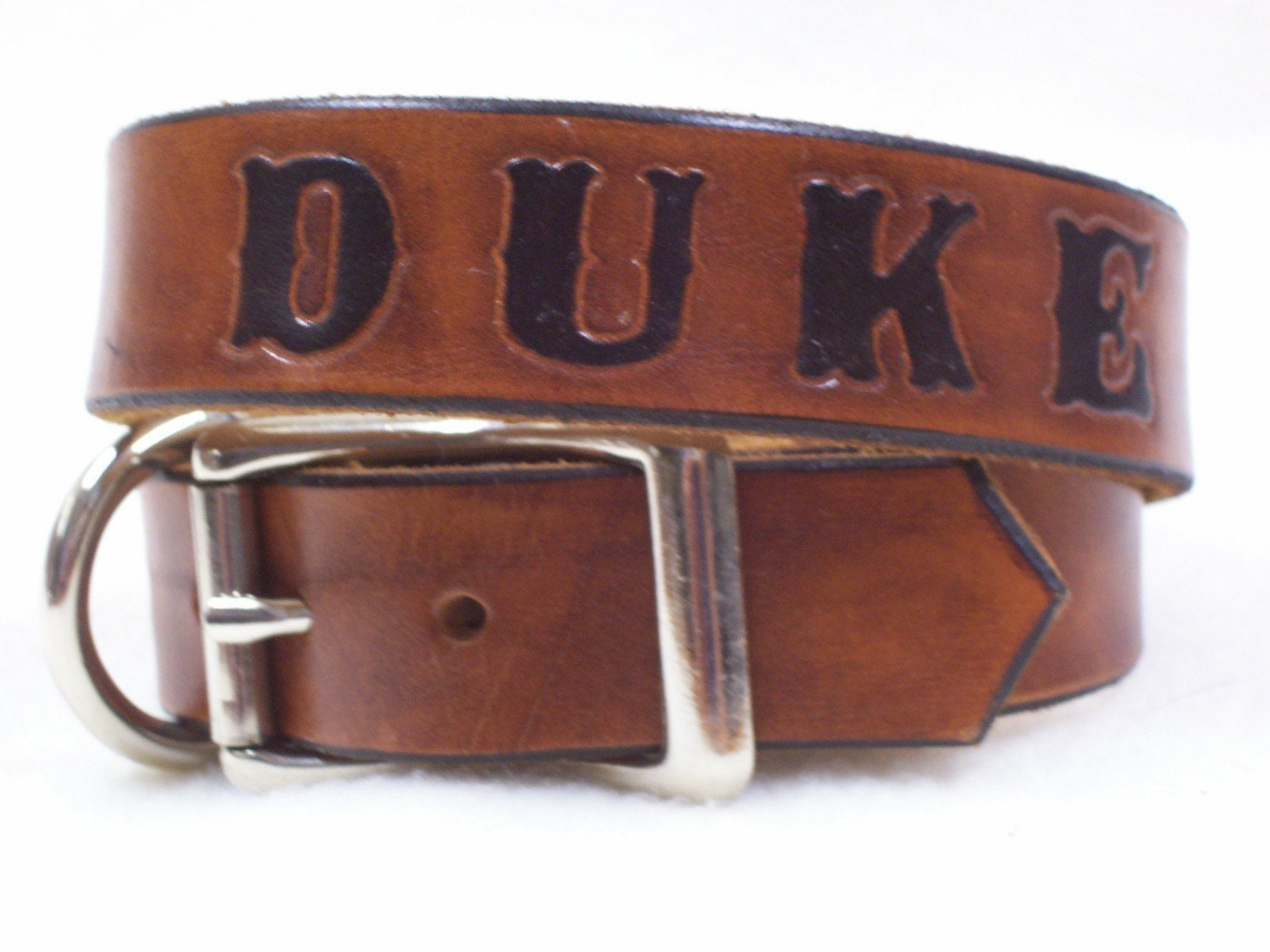 Personalized Leather Dog Collars And Leashes