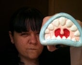Monster Maw Knuckleduster (Toothysauras) Polymer Clay