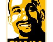 Shaka Smart Print