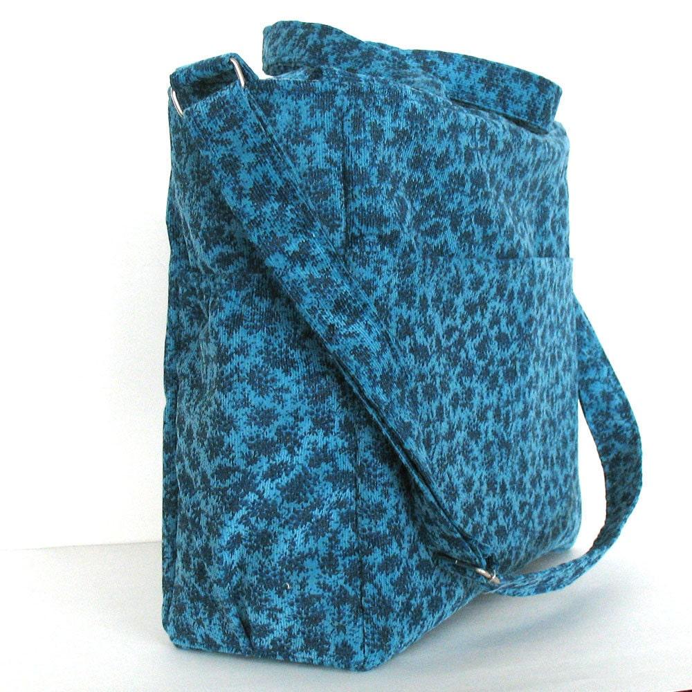 Handmade Diaper Bags : Large diaper bag baby boy handmade printed