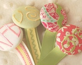 Dont Give Me No Lip Paci Clips---Custom listing for Kiersten