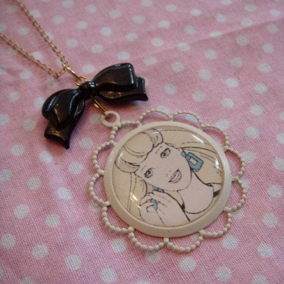 Accessories Barbie Cameo Necklace