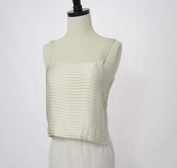 Vintage Loré Camisole-100% silk