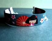 Sweet Geisha, A Ribbon Bracelet