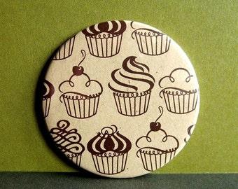 Hey Cupcake, A Pocket Mirror
