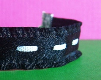 A Stitch In Time, A Ribbon Bracelet