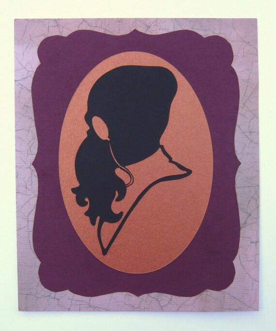 Dapper Cthulhu - Papercut 'Print' 04