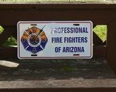 Arizona Firefighter TIME