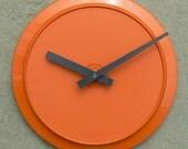 Small Tupper Plate - Orange