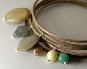 Upcycled Bangle- Set of 6