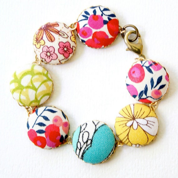 girly gift Cycled Bracelet