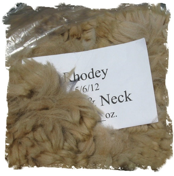 Alpaca Neck Fleece from Rhodey - 12 ounces