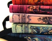 5 LARGE Size Shakespeare Journals - Leatherbound - Your Choice