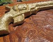 Gold Rush Glitter Gun