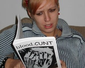 Blood.Cunt Zine