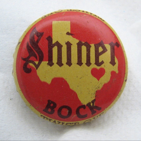 Shiner Bock Bottle Cap