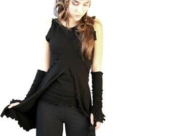 my LITTLE BLACK DRESS  clothing| women| dresses| best selling| trending items| treehouse28| tank dress| sleeveless dress| handmade| custom