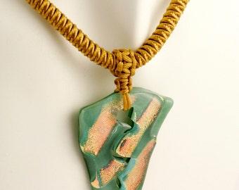 Untraveled Necklace No. 618