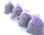LAVENDER  MINI SACHETS   little whiffs of natural scent