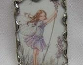 Fairy in the Garden Reserved for karinjg