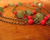 Ava necklace