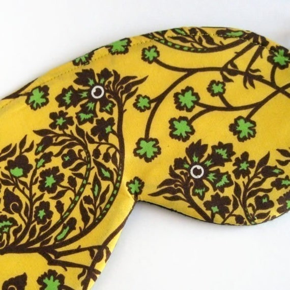 Tree Bird Eye Mask Fully Adjustable