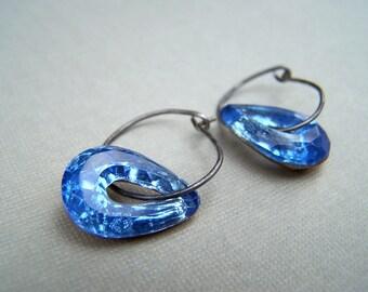 Look Up earrings