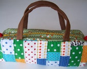 Janet Quilted Bag