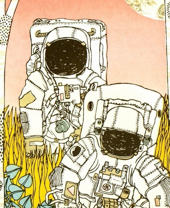 any astronaut lost in space - photo #31