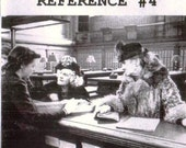 Ghosts of Ready Reference no. 4 a library zine