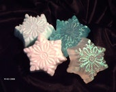 Snow Flake Gift Soap Set